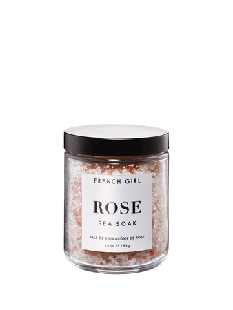 French Girl Organics - Rose Sea Soak
