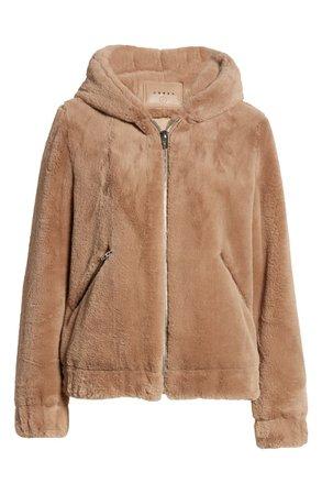 BLANKNYC Siren Teddy Faux Fur Coat | Nordstrom