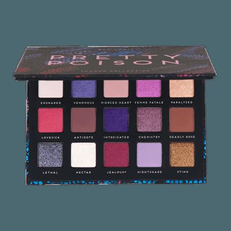 pretty poison eyeshadow palette - Google Search