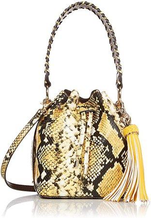 ALDO Dororyth Bucket bag, Other Yellow: Handbags: Amazon.com