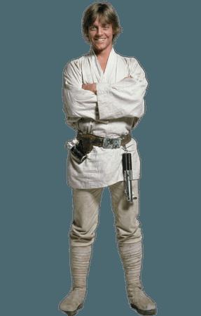 luke skywalker star wars isfp