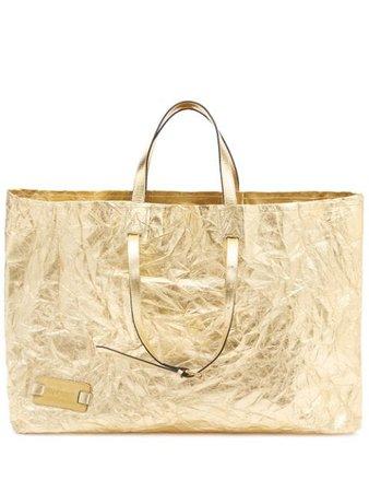 JW Anderson Crinkle Tote Bag - Farfetch