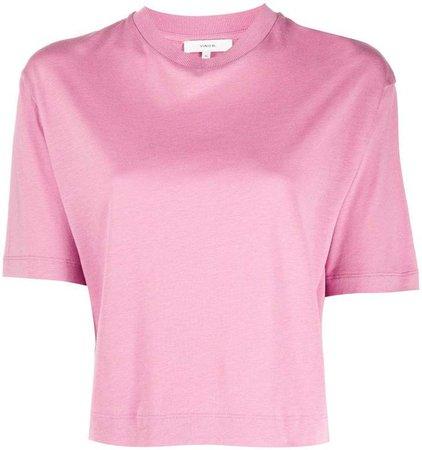Cropped Short-Sleeve Shirt