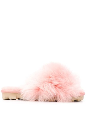 Ugg Australia Slippers à Design Texturé - Farfetch