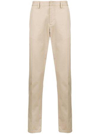 Ami Paris Chino Trousers P19T609210 Neutral | Farfetch