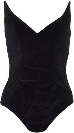 Monot Strapless Bustier Bodysuit