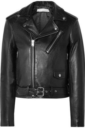 IRO | Viktor leather biker jacket | NET-A-PORTER.COM