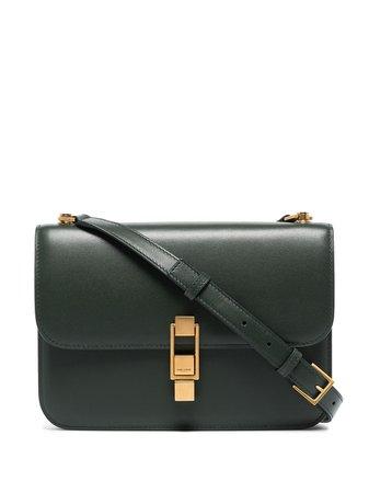 Saint Laurent Carré Shoulder Bag - Farfetch