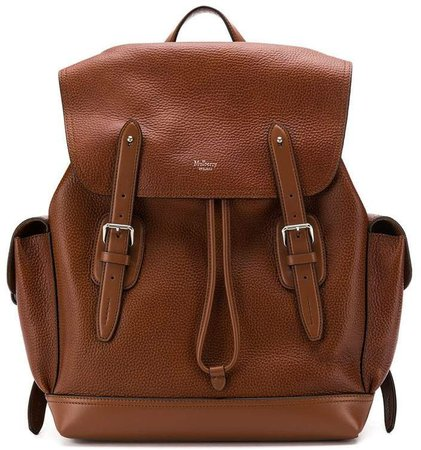 Heritage textured backpack