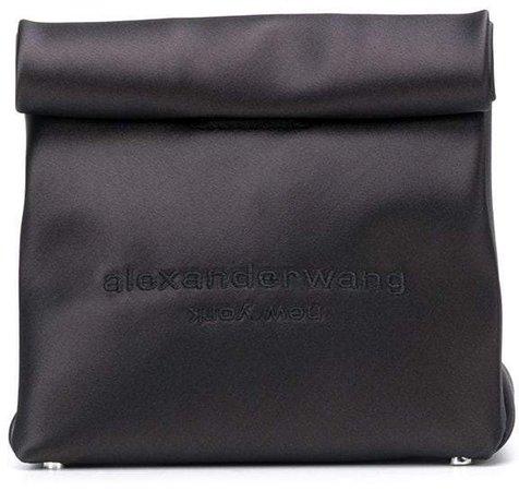 Lunch-bag clutch