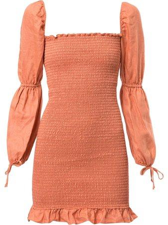 Reformation | Hilary smock dress
