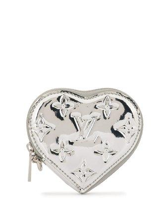 Louis Vuitton Pre-Owned Porte Monnaie Coeur Coin Purse - Farfetch