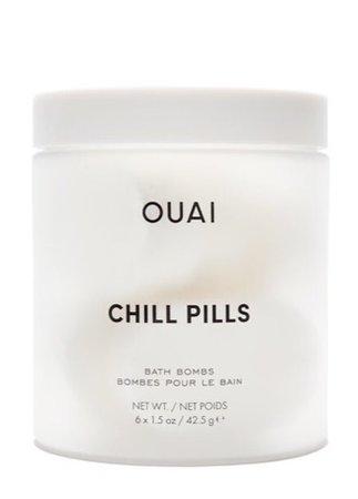 Ouai (chill pills) bath bombs