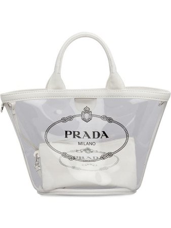 Prada transparent handbag $990 - Buy SS19 Online - Fast Global Delivery, Price