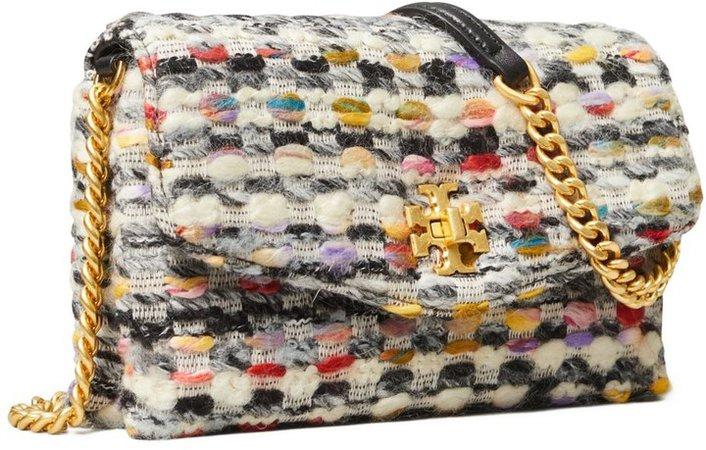 Kira Tweed Chain Wallet