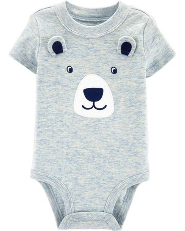 Baby Boy Bear Collectible Bodysuit | Carters.com