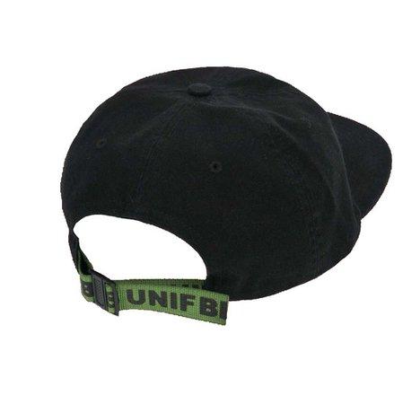 unif screaming inside hat
