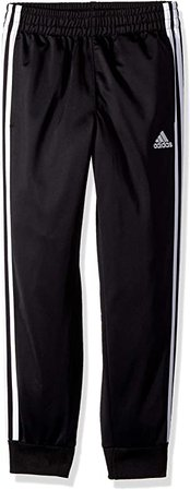 Amazon.com: adidas Boys' Toddler Tricot Jogger Pant, Iconic Black, 4T: Clothing