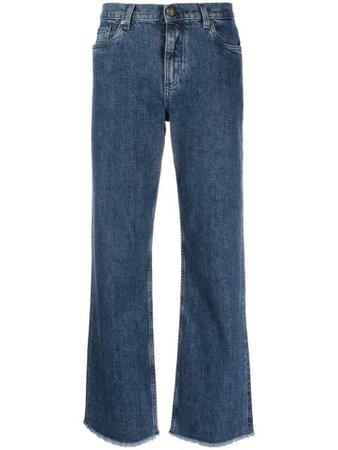 Etro High Rise straight-leg Jeans - Farfetch
