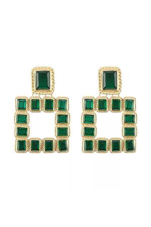 Fall Forest Earring – AD Los Angeles
