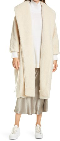 Matassa Long Wool Coat