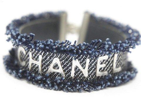 denim bracelet - Google Search