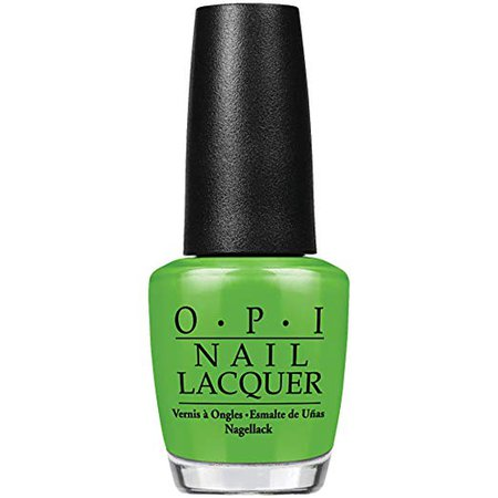 OPI Nail Lacquer, Green-wich Village