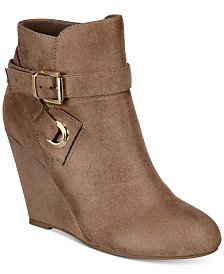 Sugar Humms Above Ankle Booties & Reviews - Boots - Shoes - Macy's