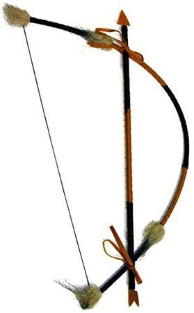Amazon.com: Forum Novelties Native American Bow and Arrow Set-Standard: Clothing