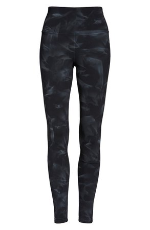 Zella Studio Lite High Waist Spray Dye Leggings | Nordstrom