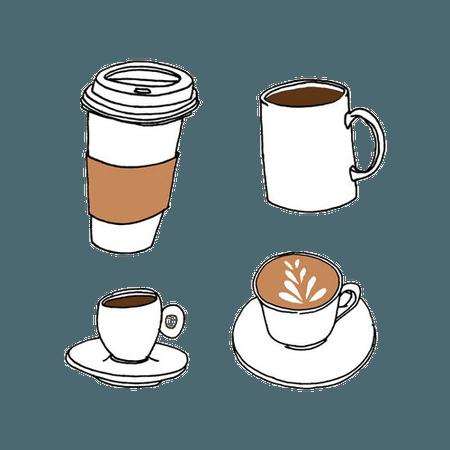 Aesthetic Cute Coffee