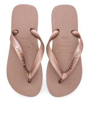 Top Tiras Sandal