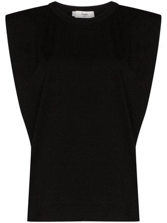 Frankie Shop, Eva Padded T-Shirt