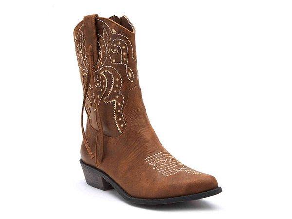 Coconuts Nash Cowboy Boot Women's Shoes   DSW