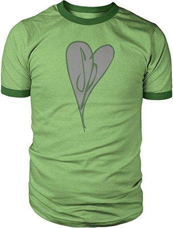 scott pilgrim heart shirt (smashing pumpkins)