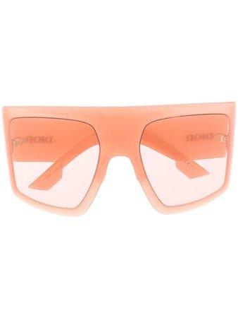 Dior Eyewear Lunettes De Soleil DiorSoLight1 - Farfetch