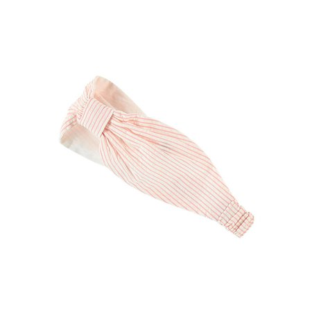 Striped headband Petit Bateau for babies | Melijoe.com