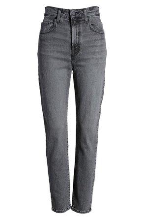 Nobody Denim Frankie Comfort High Waist Slim Ankle Jeans (Secretive)   Nordstrom