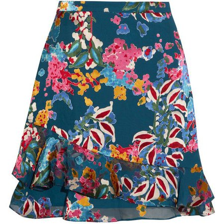saloni skirt mini floral