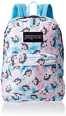 Amazon.com: JanSport Superbreak Backpack, Red Hippie Days: Clothing