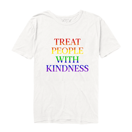 Harry Styles - Treat People With Kindness Tee (Pride) | Harry Styles UK