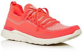 Women's TechLoom Breeze Knit Low-Top Sneakers