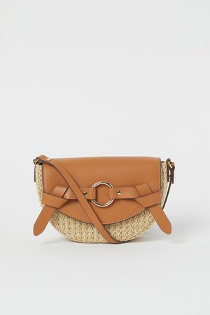 Shoulder Bag - Light brown/beige - Ladies | H&M US