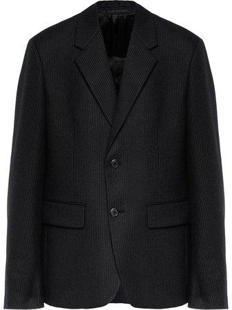 Prada single-breasted Wool Suit Jacket - Farfetch