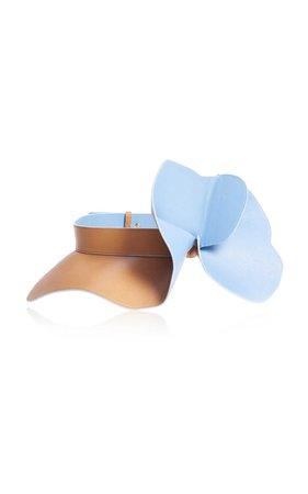 large_delpozo-blue-two-tone-frill-leather-belt.jpg (1598×2560)