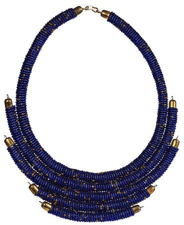 Kendi Amani Kanyoni Beaded Necklace & Reviews - Necklaces - Jewelry & Watches - Macy's