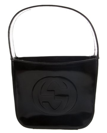Gucci leather hand bag