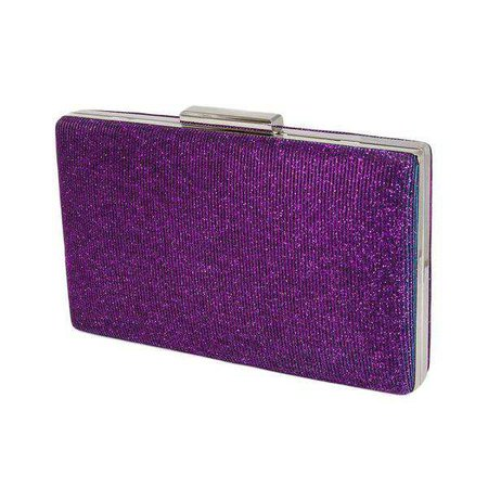 Clutch Bags | Shop Women's Purple Lining Clutch Bag at Fashiontage | C01221202