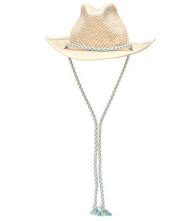 Austin straw hat