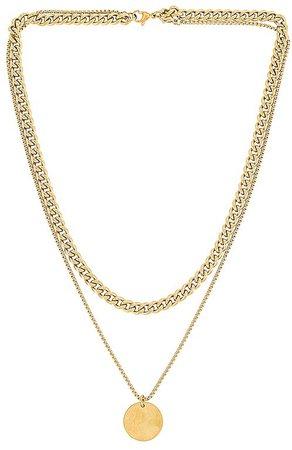 Ellie Vail Blair Double Chain Necklace